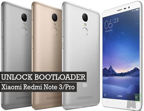 tutorial xiaomi redmi note how to unlock bootloader in xiaomi redmi note 3 pro