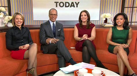 today show nyc newswomen erica hill today show january 25 2015