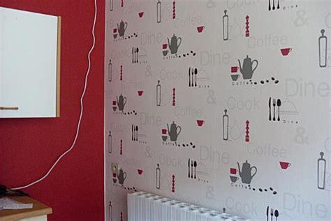 papier de cuisine papierpeint9 papier peint cuisine chantemur