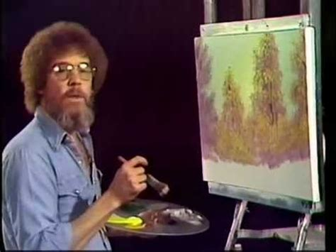 bob ross painting tv bob ross a walk in the woods season 1 episode 1