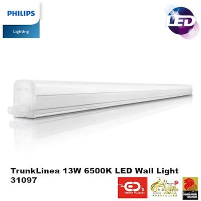 Promo Lu Led Phillips 13w qoo10 trunklinea 31097 furniture deco