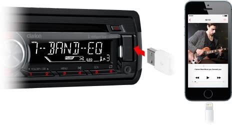 Headunit Clarion Cz215a Intellegent Tune clarion indonesia cz215a