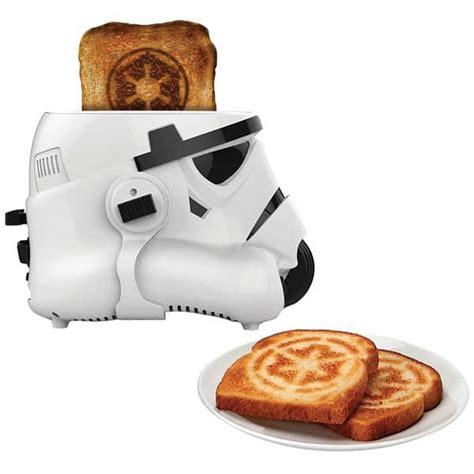 Grille Wars by Le Grille Wars Stormtrooper Fait Toaster Le C 244 T 233