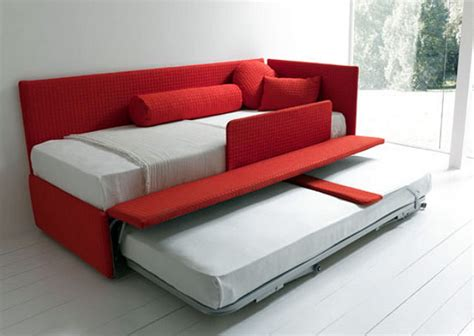 Back To Futon by Convertible Sofa Bed Design