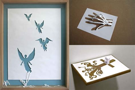 Cut Paper Craft - and craft paper cutting craftshady craftshady