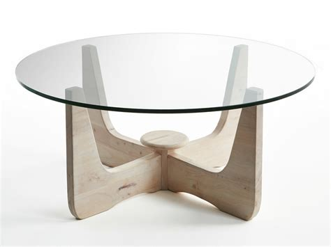 Nested Tables Table Basse En Verre Ronde Ou Ovale Ezooq Com