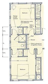 Jack And Jill House Plans jack and jill bathrooms fine homebuilding