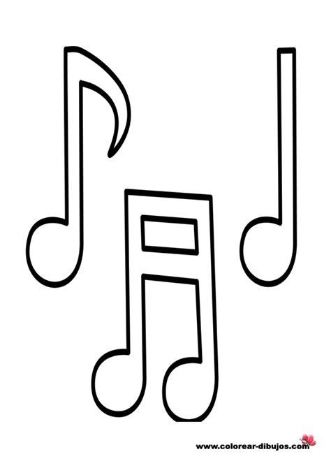 imagenes musicales notas dibujos de notas musicales dibujos
