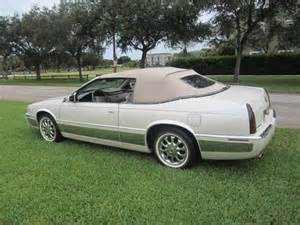 1997 Cadillac Eldorado Convertible Purchase Used 1997 Cadillac Eldorado Custom Convertible