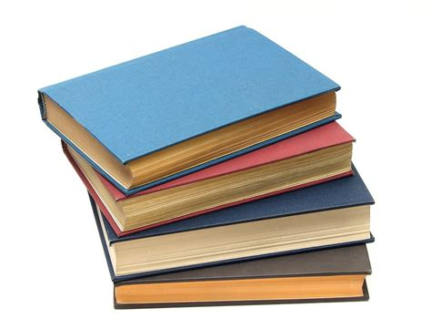 books free stock photo a stack of books isolated on a white background 6785