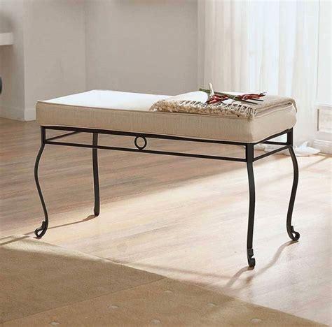 banquetas de forja banqueta forja ld b 2 171 dormitorios forja 171 muebles