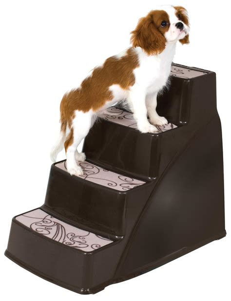 pet dogs petmate lightweight pet steps ii brown steps pet supplies