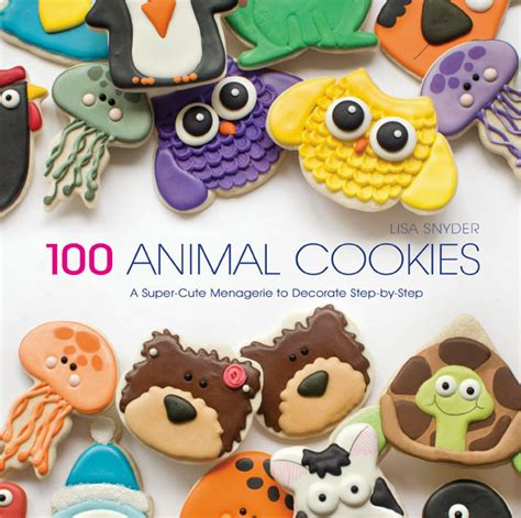 Giveaway Cookies - grizzly cout cookies and 100 animal cookies by lisa snyder book giveaway