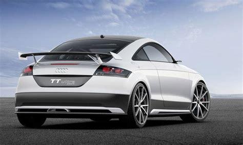 Audi Ultra Motoren by Audi Tt Ultra Quattro Concept Directo A W 246 Rthersee 2013
