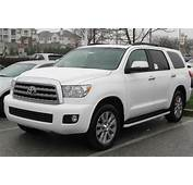 2018 Toyota Sequoia Engine And Release Date  Car Reviews