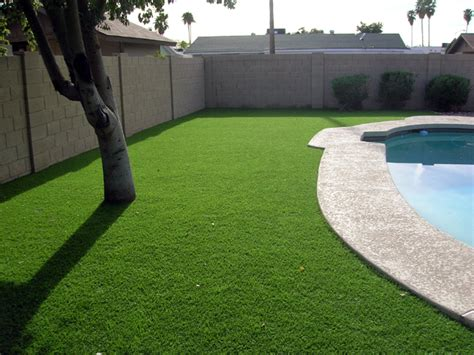 Astro Turf Backyard by Artificial Grass Installation Big Falls Wisconsin