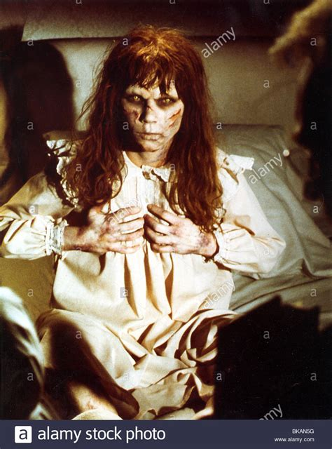 the exorcist film complet en francais 1973 the exorcist 1973 linda blair exo 009cp stock photo