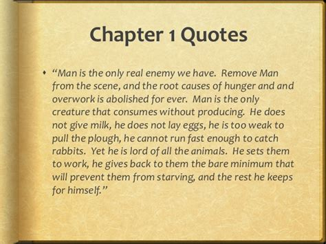 quotes on themes in animal farm animal farm chapter quotes