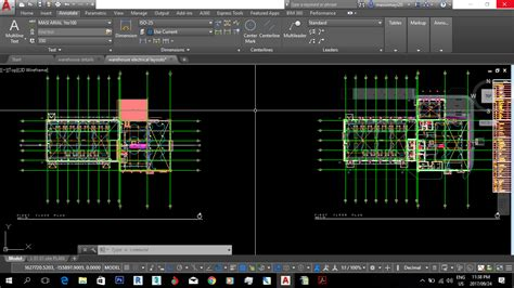 warehouse electrical layout warehouse electrical layout cad files dwg files plans