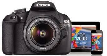 Resmi Kamera Canon 1100d eos 1200d kamera dslr murah dari canon majalah