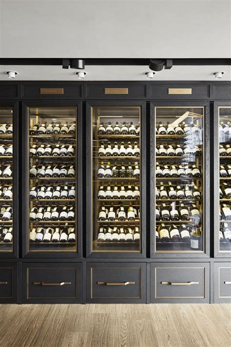 built in wine cabinet the 25 best built in wine cooler ideas on