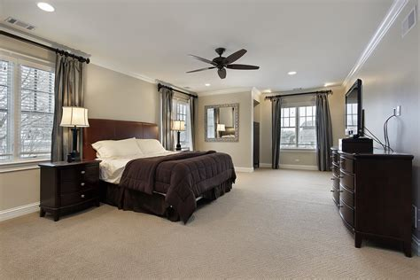 bedrooms with dark furniture 43 spacious master bedroom designs with luxury bedroom