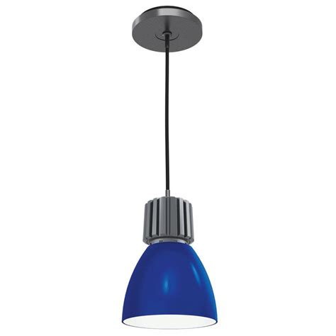 Cobalt Blue Pendant Lights Jesco Lighting Architectural 1 Light Cobalt Blue Cased