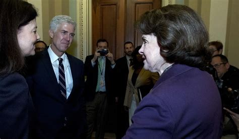 neil gorsuch information supreme court justice nominee neil gorsuch accompanied by