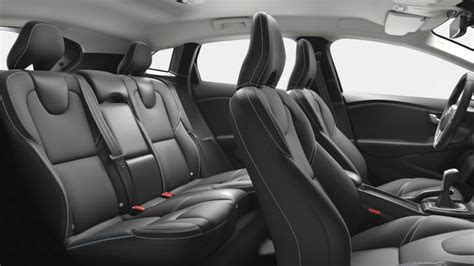 Volvo V40 Interior Dimensions by Volvo V40 2016 Dimensions Boot Space And Interior