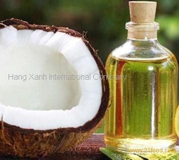 Crude Coconut crude coconut hang xanh international company