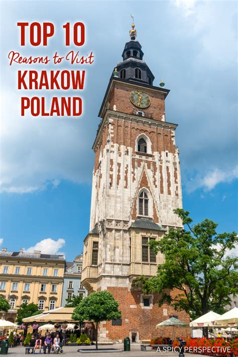 Easy Pasta Recipes by Top 10 Reasons To Visit Krakow Poland A Spicy Perspective