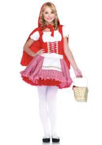 kids halloween costumes australia teen red riding hood costume