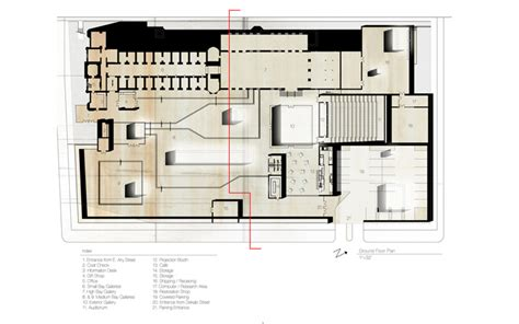 prison floor plan former prison in norristown pennsylvania reimagined as