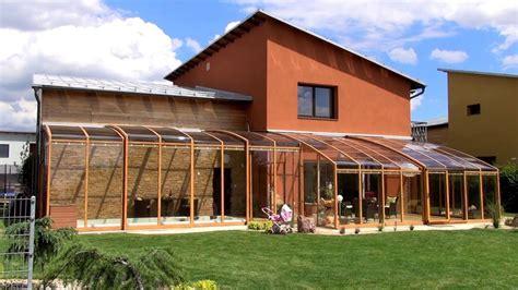 tetti per terrazzi copertura apribile per terrazzi settori scorrevoli
