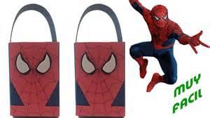 imgenes de portaretratos hombre araa en fomi dulcero de hombre ara 241 a spiderman youtube