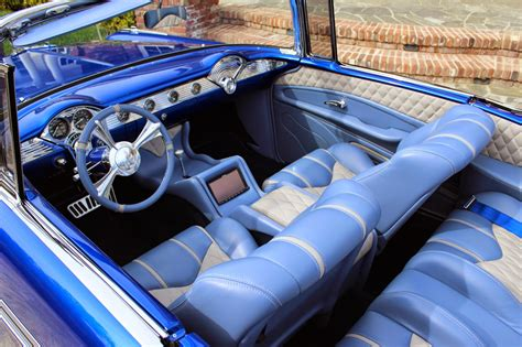conejo upholstery covering classic cars may 2014