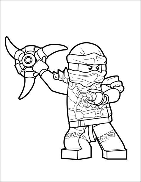 ninjago coloring lego ninjago coloring page the brick show