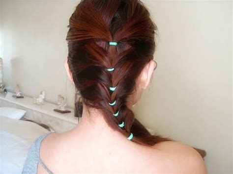 how to make hair style boy at home without gel in hair tutorial and simple braid inspired hairstyle