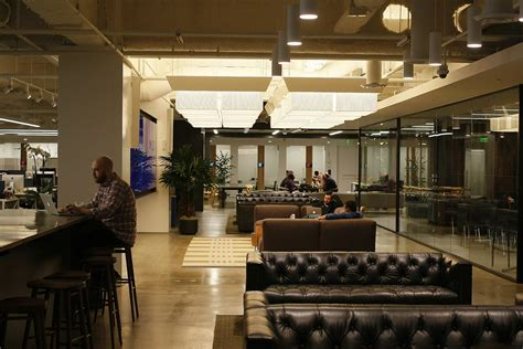 Uber Corporate Office by Uber Shifts Into Mid Market Headquarters Sfgate