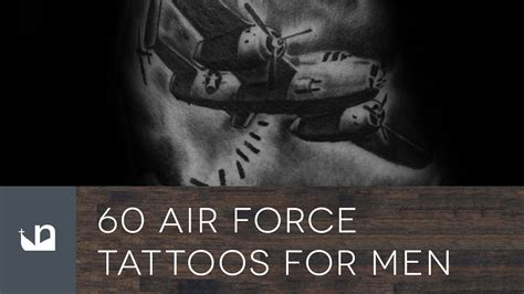 60 air force tattoos for men united states air force