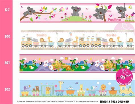 cenefas decorativas infantiles cenefas decorativas adhesivas infantiles x18cm altura