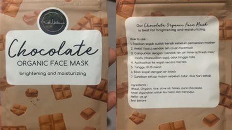review masker organik crushlicious life