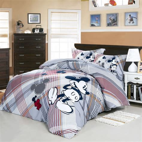 disney bedding for adults we love mickey mouse gray disney bedding set disney room
