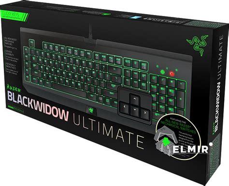 Razer Blackwidow Ultimate 2014 by клавиатура Razer Blackwidow 2014 Ultimate Rz03 00385200