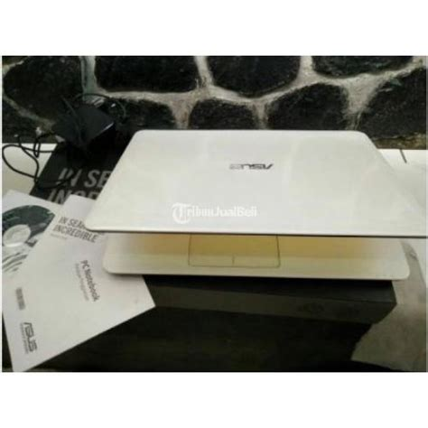 Laptop Asus Second Di Bandung by Laptop Asus X455ld White Second Intel I5 Haswell Ram 4gb