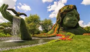 Montréal Botanical Garden Montreal Botanical Garden Jardin Botanique De Montr 233 Al Montreal Travel Guide