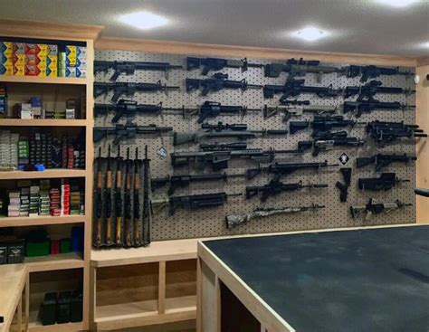 top 100 best gun rooms tactical
