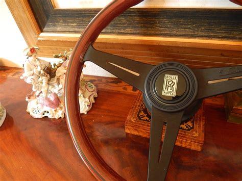 rolls royce steering wheel april 2016