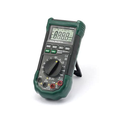 Multimeter Digital Mastech mastech ms8229 auto range 5 in 1 multi functional digital multimeter