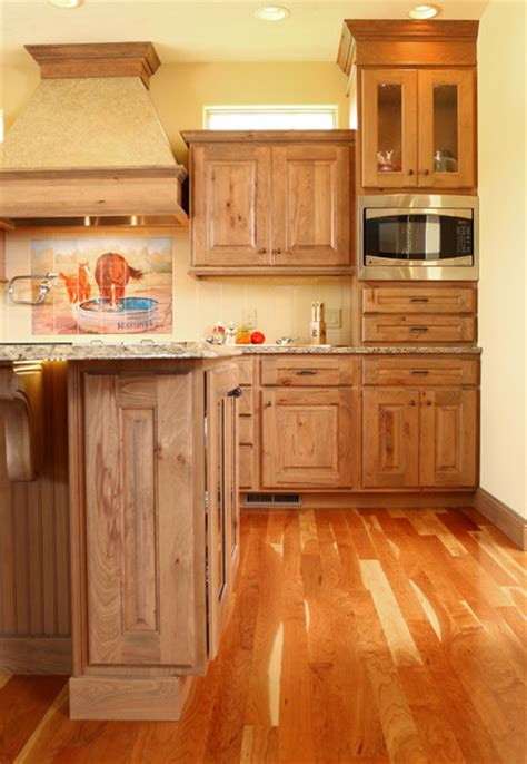 Beechwood Kitchen Cabinets Rustic Country Kitchens Traditional Kitchen Beech Traditional Kitchen Beech